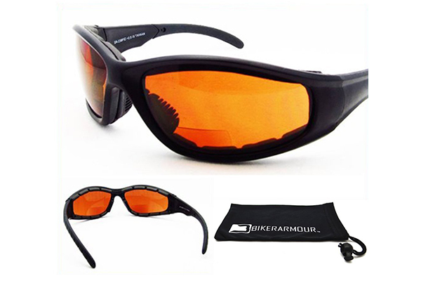 0c47788035 Their in-built foam cushion lasts longer and is thicker. The UV400-rated glasses  are also anti-glare.