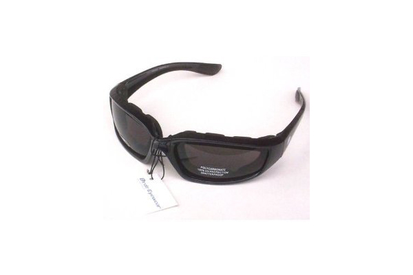 296ffe87c2 Birdz Oriole Motorcycle Padded Glasses